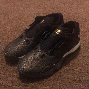 Adidas James Harden Gold Basketball Shoes RARE!